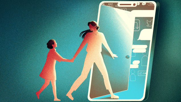 How to Introduce Your Kid to the Wild World of Social Media