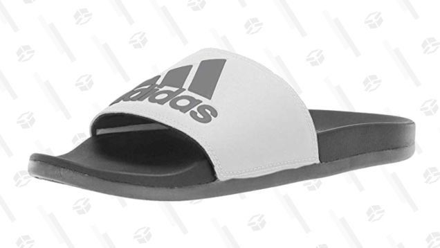 Your Feet Will Thank You When You Buy a Pair of These Adidas Slides