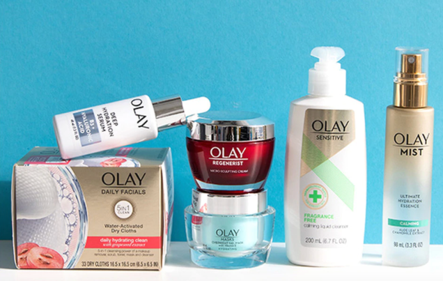 Olay Has a $82 Beard Burn Kit To Keep Your Skin Safe This Valentine's Day