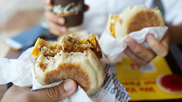 Get a Free McMuffin on Monday for 'National Egg McMuffin Day'