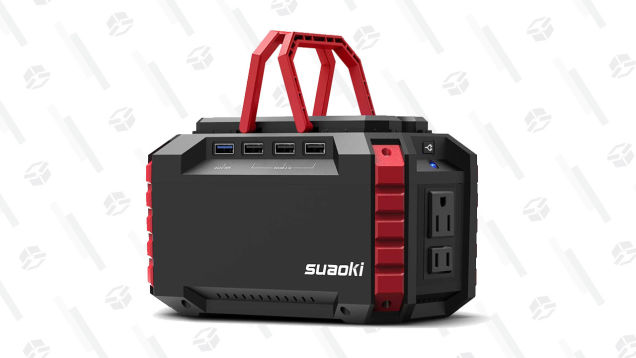 Charge All Your Essentials With a Portable Generator