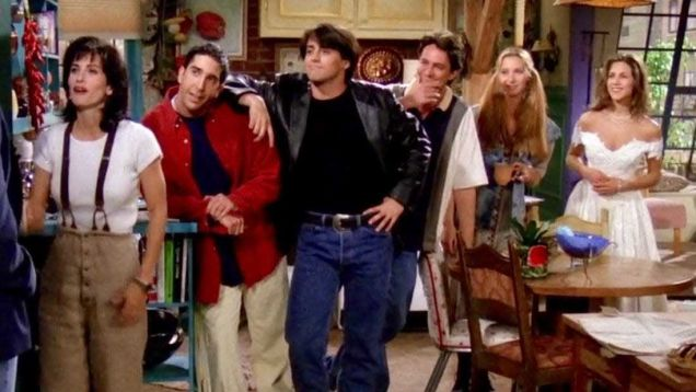 Earn $1,000 to Watch the First Five Seasons of 'Friends'
