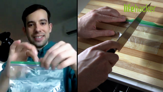 Can You Create Your Own Custom-Sized Plastic Bags With a Hot Knife?
